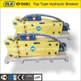 Hote Sale Hydraulic Excavator Rock Demolition Breaker with Chisel 68mm