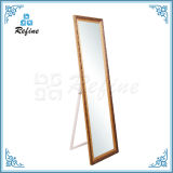 White Embossed Decorative Full Length Mirror 39cm*148cm