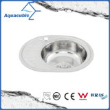 Stainless Steel Single Bowl Kitchen Sink with Drain Board (ACS-5745)
