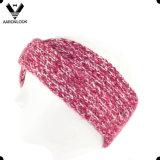Lady′s Fashion Winter Warm Cross Knitted Crochet Headband