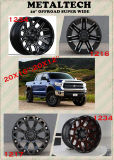 20X12 Offroad Aluminum Truck Wheel Rim
