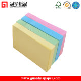 Removable Sticky Note with Logo Print and Different Shape