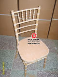Wholesale Washed White Color Wooden Chiavari Chair