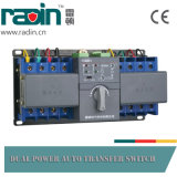 Auto/Manual Generator Transfer Switches 3p/4p 63A Small Size Power Saving Change Over Switches for Generator Ganset