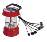 Outdoor Camping Solar Lantern with USB Charger