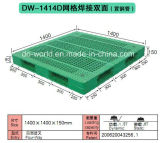 1400*1400*150mm HDPE Plastic Pallet Warehouse Equipment to Storage