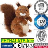 EN71 Gift Soft Stuffed Animal Plush Toy Squirrel