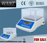 650g 0.01g General Purpose Jewelry Weighing Scale with Ce