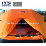 15 Person Life-Saving Inflatable Raft Approved by Solas (AZ15)