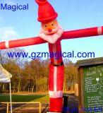 Santa Claus Inflatable Air Dancer for Christmas (MIC-411)