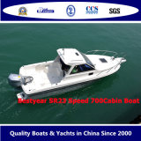 Srv23 Speed700 Cabin Boat