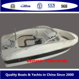 Fiberglass Speed550 Center Console Boat