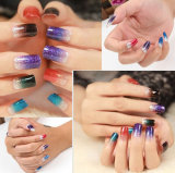 Nail Art Hot Glitter Foils Nail Stickers Decal Manicure Tips DIY Decoration