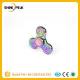 High Speed OEM Hand Finger Spinner Mini Colorful Fidget Spinner