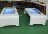 42 Inch Mobile Digital Interactive Table Touch Screen Kiosk