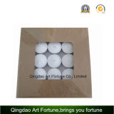 Cheap Unscented White Tealight Candle Made of Chinese Manufacturer