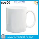 Good White Plain Ceramic Mug Cup Custom