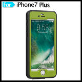 IP68 Certified with Touch ID Built-in Screen Protector Heavy Duty Shockproof Case for iPhone 7 iPhone7 Plus