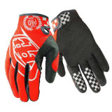 Orange New Quality Full Finger Motorcycle Racing Sports Glove (MAG66)
