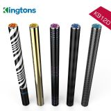 New Fashion Stainless Steel Tube K912D Electronic Hookah