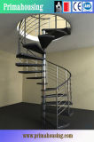 New Design Oak Wood Steps Spiral Stairs for You