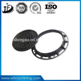 Cast/Ductile Iron Casting Round Manhole Cover with SGS Certified