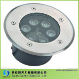 3mm-10mm Flat Tempered Glass Lamp Shade for Lighting Cover