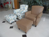 USA Deisgn Arm Chair with Fabric or PU