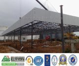 Steel Structure Frame Petrol Station