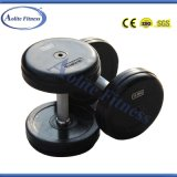 Professional Fixed Dumbbell / Rubber Dumbbell