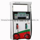 Fuel Dispenser of Petrol Pump for Two Nozzles and Four LCD Displays