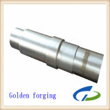 Scm440 Scm415 Carbon Steel Hollow Shaft Forged