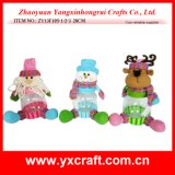 Christmas Decoration (ZY13F105-1-2-3) Christmas Chocolate Container