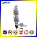 27kv Medium Voltage Lightning Arrester with High Voltage Fuse Link