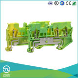 Utl Cage Clamp Wire Spring Mounting Connector Terminal Block