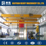20 Ton Double Girder  Overhead Crane with Electric Hoist