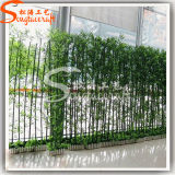 Made of Plastic or Natural Trunk Artificial Bamboo