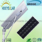 60W Integrated IP65 Outdoor Solar Street Lights for Road