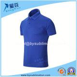 Royal Blue Sublimation Quick-Dry Polo Tshirt