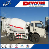 Dongfeng 4X2 4m3 6m3 Concrete Mixing Lorry with Cummins Engine