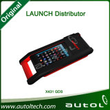 Launch X431 Gds Diesel and Gasoline 2 in 1 Heavy Duty Diagnostic Tool Free Online Update Multi-Functional WiFi X-431 Gds for Mostly Car and Truck Models