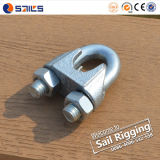 Malleable Steel Electric Galv DIN741 Wire Rope Clamp