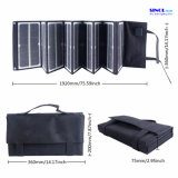 80watt Portable Folding Solar Panel Charger with Fluorescence for Laptop, Phone, 18V Laptops and 12V Car Battery Solar Charger (FSC-80L)