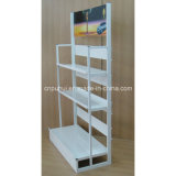 3 Tier Metal Floor Standing Engine Oil Display Stand (PHY3005)