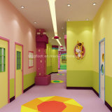 Factory Direct Selling PVC Pink Floor Vinyl Roll
