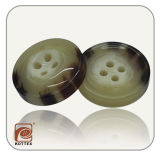 Fashion 2014 New Polyester/Resin Imitation Horn Button