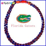 Ncaa Tornado Titanium Sport Necklaces (P068)