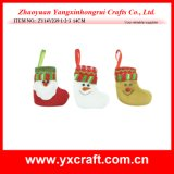 Christmas Decoration (ZY14Y239-1-2-3) Christmas Giving Bulk Socks