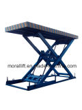 Hydraulic Scissor Platform Lift for Car with CE Certificated