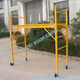 Rolling Moving Scaffolding Tower with Wheels